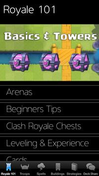 Best Guide for Clash Royale+ poster