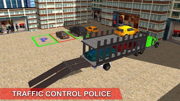 City Car Cargo Truck Transport apk screenshot