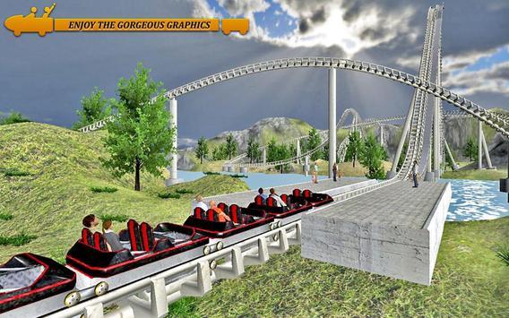 Drive Tourist Roller Coaster screenshot 2