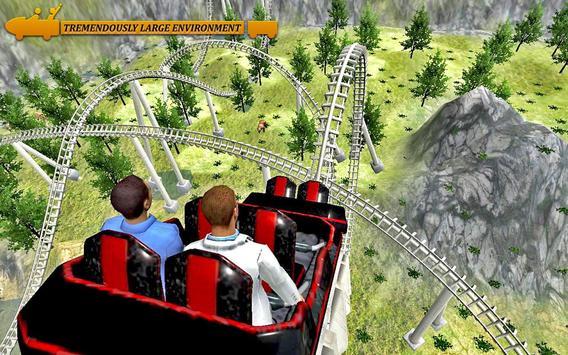 Drive Tourist Roller Coaster screenshot 7