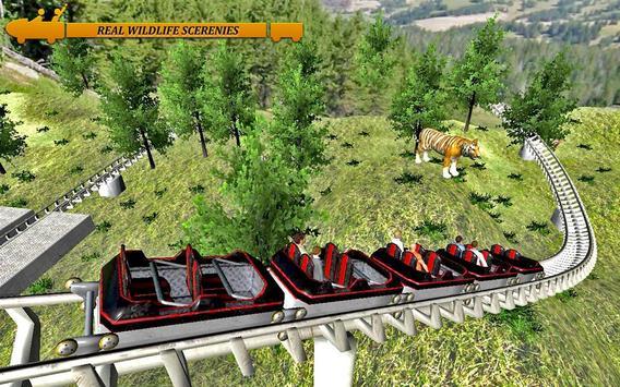 Drive Tourist Roller Coaster screenshot 14