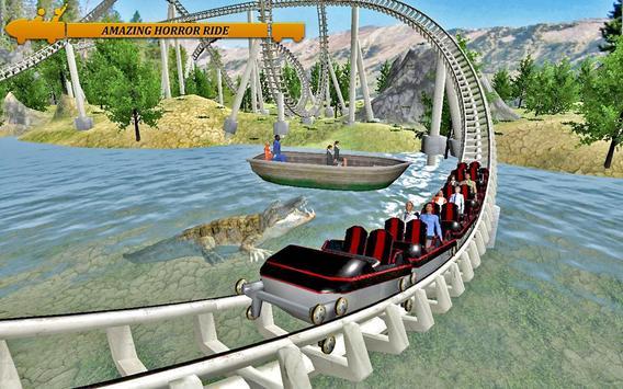 Drive Tourist Roller Coaster screenshot 1