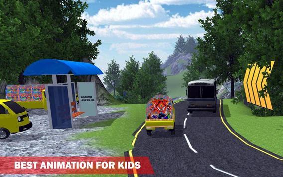 School Bus Expert Driver apk screenshot