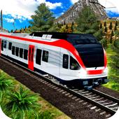 Train Simulation Free Ride 3D: train games icon
