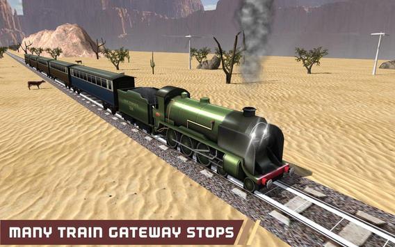 Train Simulation Free Ride 3D: train games apk screenshot