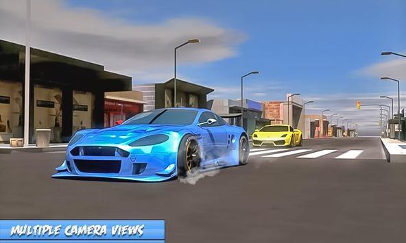 Traffic Car Racer Simulator 3d apk screenshot
