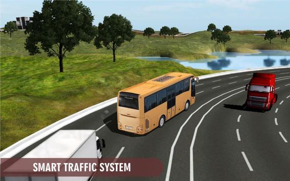 City Coach Bus Transport Simulator: Bus Games screenshot 13