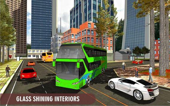 City Coach Bus Transport Simulator: Bus Games screenshot 1