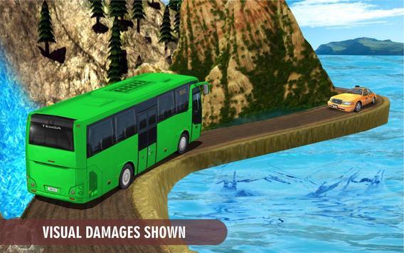 City Coach Bus Transport Simulator: Bus Games screenshot 9