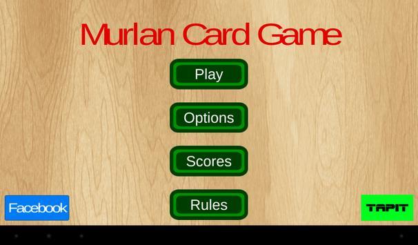 Murlan Card Game poster