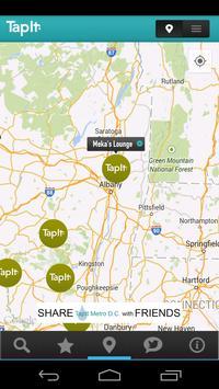 TapIt Metro DC v2.0 screenshot 1