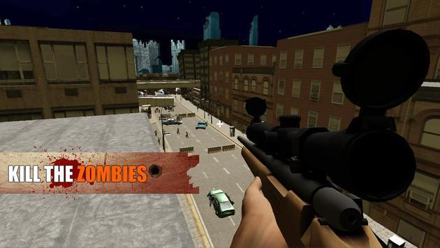 Zombie Assassin 2017 : Assassin Frontier War apk screenshot