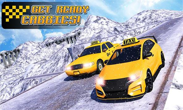 Taxi Driver 3D : Hill Station 截图 1