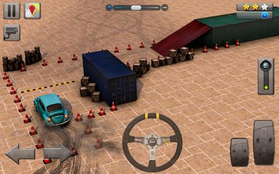 Ultimate Car Parking 3D apk screenshot