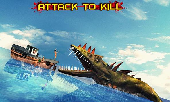 Ultimate Sea Monster 2016 apk screenshot