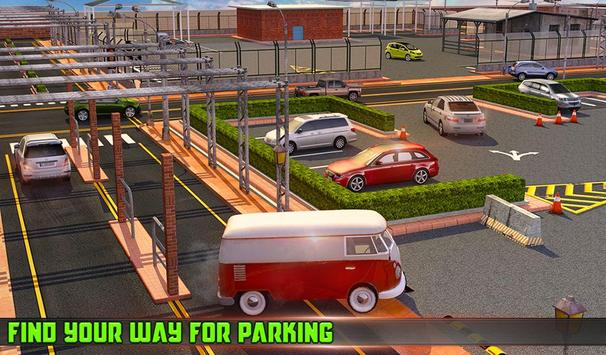 Amazing Car Parking Game apk screenshot