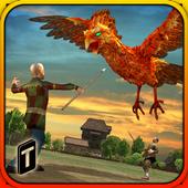 Angry Phoenix Revenge 3D icon