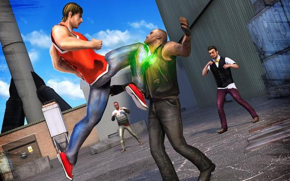 Angry Fighter Attack screenshot 6