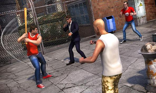 Angry Fighter Attack screenshot 3