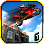 City Bike Race Stunts 3D icon