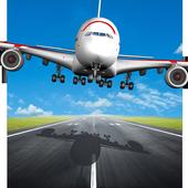 Transporter Plane 3D icon