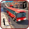 City Bus Driving Mania 3D-icoon