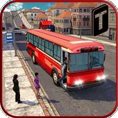 City Bus Driving Mania 3D иконка