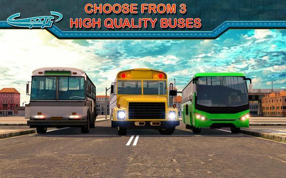 City Bus Driving Mania 3D скриншот 7