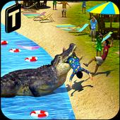 Crocodile Simulator 3D icon