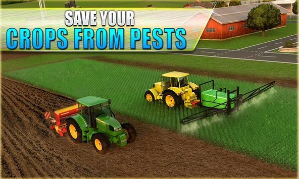 3 Schermata Farm Tractor Simulator 3D
