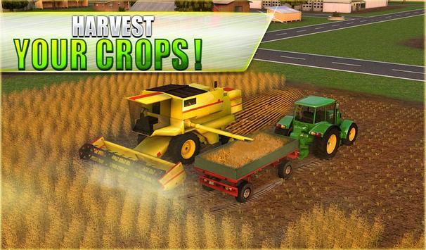 11 Schermata Farm Tractor Simulator 3D