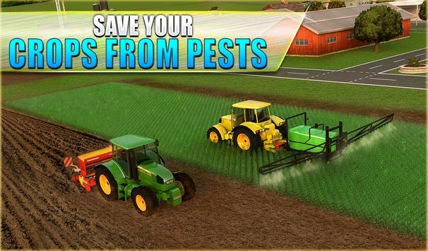 13 Schermata Farm Tractor Simulator 3D