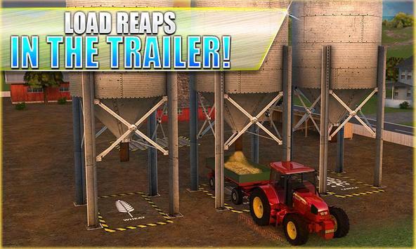 2 Schermata Farm Tractor Simulator 3D