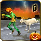 Goat-Z in Zombie City icon