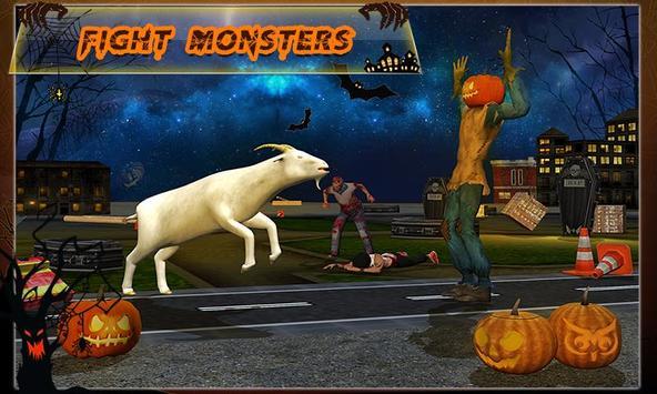 Goat-Z in Zombie City poster