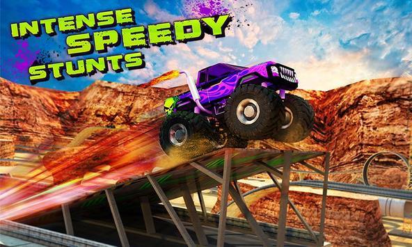 Grand Truck Stunts 2016 poster