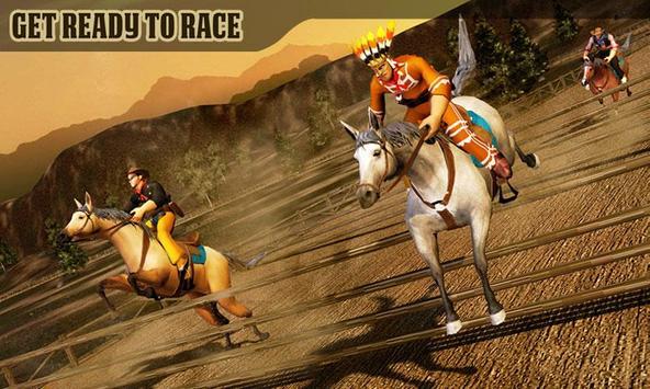 Horse Racing League 2017 poster