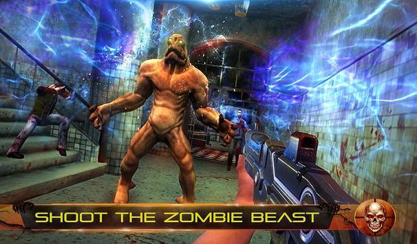 Infected House: Zombie Shooter apk screenshot