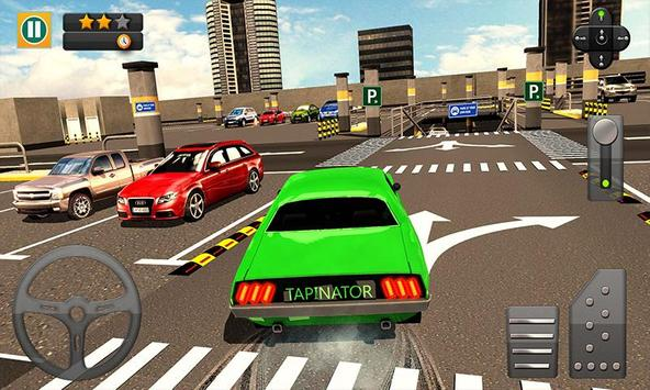Multi-storey Car Parking 3D screenshot 3