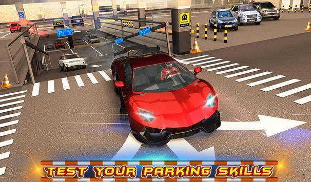 Multi-storey Car Parking 3D screenshot 11
