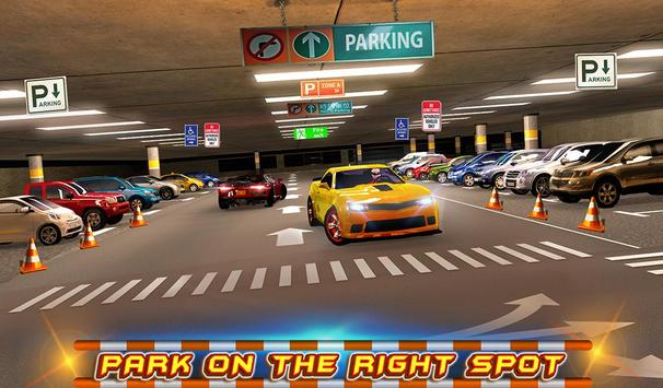 Multi-storey Car Parking 3D screenshot 12