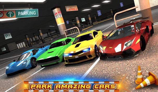 Multi-storey Car Parking 3D screenshot 14
