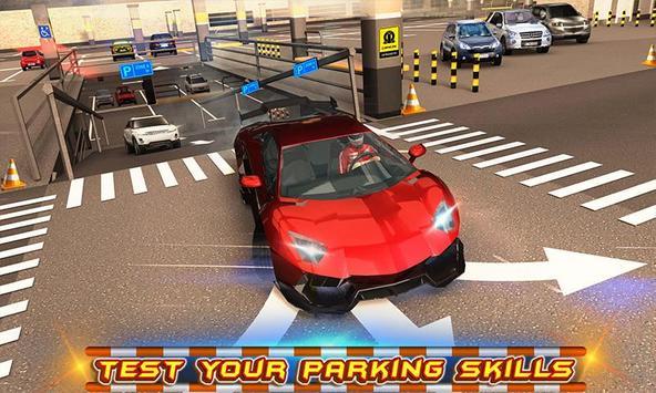 Multi-storey Car Parking 3D screenshot 1