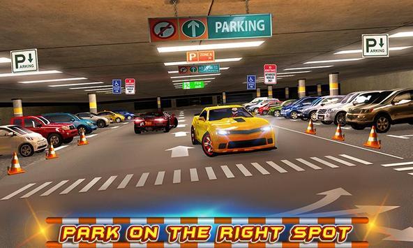 Multi-storey Car Parking 3D screenshot 2