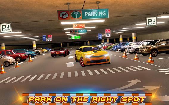 Multi-storey Car Parking 3D screenshot 7