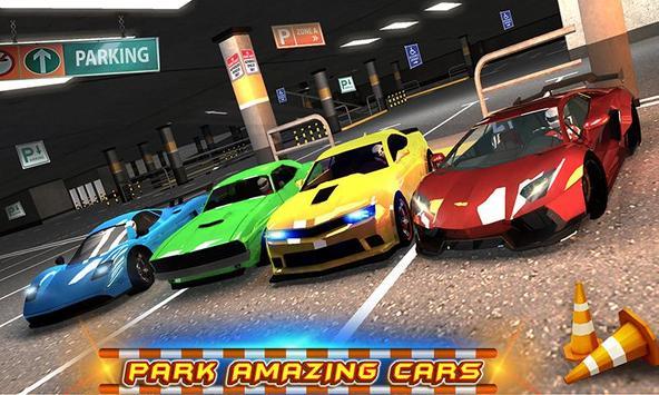 Multi-storey Car Parking 3D screenshot 4