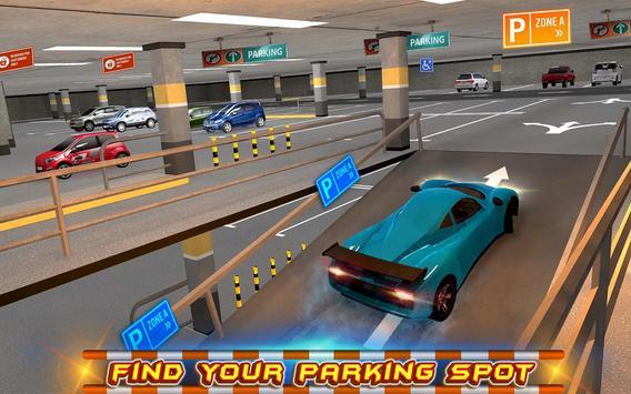 Multi-storey Car Parking 3D screenshot 5