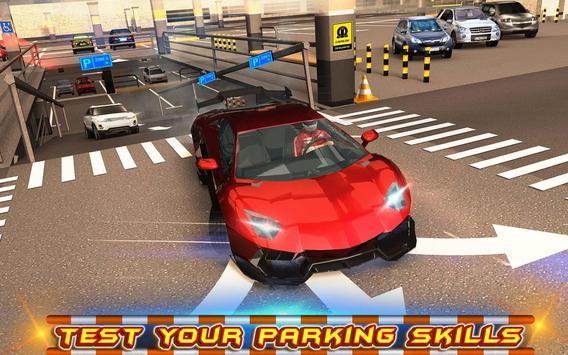Multi-storey Car Parking 3D screenshot 6