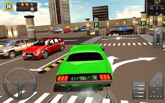 Multi-storey Car Parking 3D screenshot 8