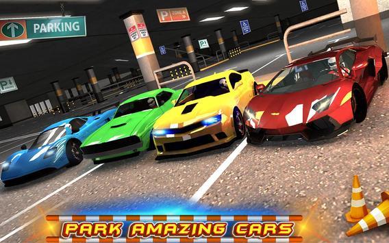Multi-storey Car Parking 3D screenshot 9